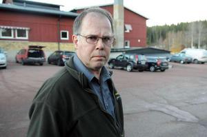 Claes Ahlén är en av initiativtagarna till att en lokalförening startas upp i Malung-Sälens kommun.