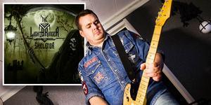 Lars Eng från Färila, är aktuell med den första singeln från sitt nya projekt the Lightbringer. Låten Skeletor släpps den första november.