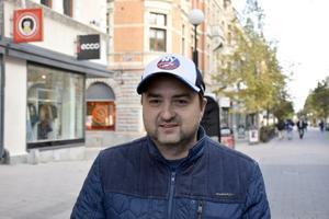 Markus Blomkvist, 44, systemingenjör, Västerro: