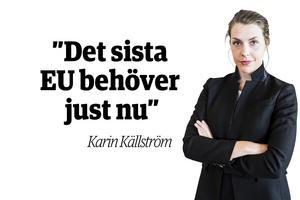 Karin Källström är jurist och fri skribent.