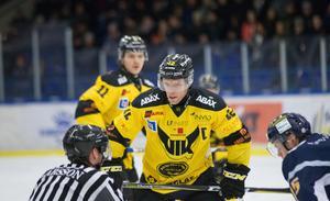 Fredrik Johansson har burit C:et sedan 2015.