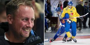 Johan Sixtensson och Johan Esplund. Foto: Andreas Tagg / Jessica Gow (TT)