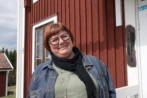 Anna Frisk ser fram emot en ny sommar i den anrika miljön på Alnö.