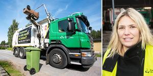 – Vi bedömer att det är bättre att betala tillbaka pengar än att avvakta med att höja taxorna i Gävle kommun. Om vi avvaktar och sedan får rätt i domstolen skulle vi behöva tilläggsdebitera våra kunder och det vore inte bra, säger Anna-Karin Karlsson, förbundsdirektör för Gästrike återvinnare.
