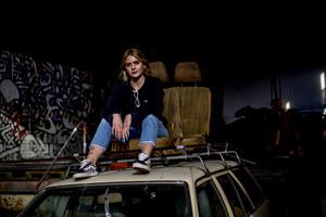 """""""Jessica"""", som har svensk biopremiär nästa år, handlar om en ung svensk tjej som reser till Los Angeles med drömmen om att bli nästa stora porrstjärna."""