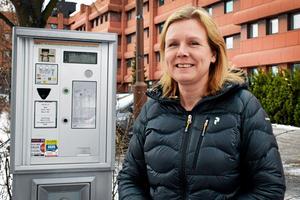 Eva Forslund, sektionschef på Sundsvalls kommuns gatuavdelning.