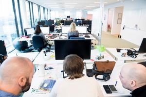 Fackförbundet Vision skriver i debattartikeln att chefer måste få möjlighet att leda arbete i mångfald. Bild: Pontus Lundahl/TT