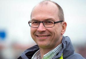 Jörgen Persson, utredare på Trafikverket.Bild: Kerstin Eriksson