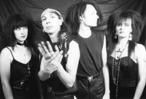 Two Witches 1993. Bild: Anssi Männistö.