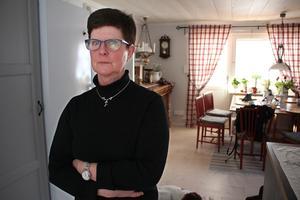 Hon kände sig besviken och lurad säger Lena Jensen om pensionen efter 45 år i yrkeslivet.