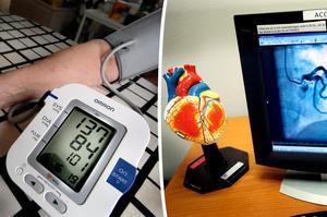 Behandlingen av hjärtsvikt måste bli bättre, menar skribenten. Bild: Hasse Holmberg/TT / Tomas Oneborg/TT