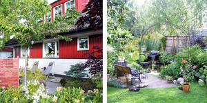 Öppna trädgårdar i Västerås.
