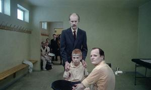 I Roy Anderssons kortfilm