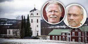 Lennart Raswill och Håkan Lindström är båda pensionerade präster. De vill lyfta fram det speciella med att vara präst:
