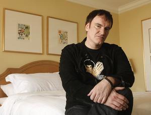 Quentin Tarantino 2009. Foto: AP/Dan Steinberg