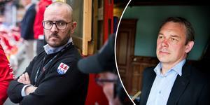 Jörgen Wahlberg har anlitat advokat Fredrik Lindberg för att bestrida varslet om avsked och anklagelserna som Timrå IK hotat att polisanmäla.