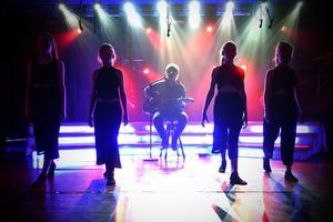 Henrik Frost tillsammans med Linn Becker, Moa Böhlmark, Tuwa Erixon och Julia R. Lasell framförde Wake me up av Avicii som en tribute till producenten och låtskrivaren.