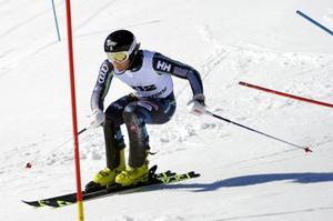 Axel Lindqvist från Sundsvall vann Påsksmällen på herrsidan, när den tredje deltävlingen avgjordes.