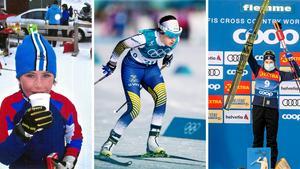 BILDEXTRA: VM-succé för Ebba Andersson – här är hennes karriär i bilder