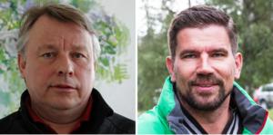 Olle Fack och Markus Evensson har visioner och samarbetar för Ljusdals kommuns bästa, tycker insändaren.