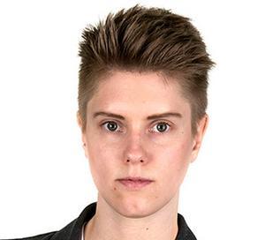 Sara Carlzén, 25 år, journalist på ST som älskar Melodifestivalen.