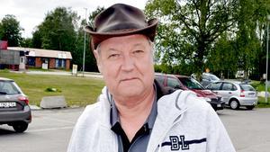Leif Jonsson, 71 år, pensionär, Naggen: