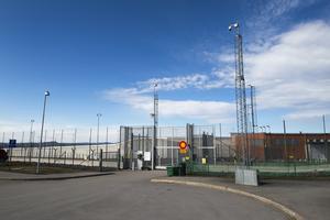Hit men inte längre. Saltviksanstalten i Härnösand är en av Sveriges tre högst klassade fängelser med stor säkerhet.