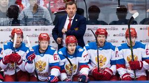 Ryssland kommer till OS men kommer spela under neutral flagg. Bild: Ludvig Thunman/Bildbyrån.