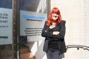 Patricia Svensson tar över som ansvarig utgivare och chefredaktör för VGT-gruppen (Skövde Nyheter, Falköpings Tidning, Skaraborgs Läns Tidning och Västgöta-Bladet) hösten 2020.