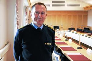 Robert Wallén, polisområdeschef i Västmanland berättar om de prioriteringar som gjorts under det senaste halvåret.