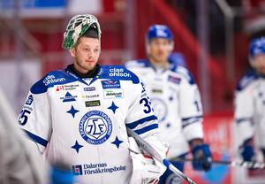 Robin Rahm lämnar Leksand. Foto: Pär Olert (Bildbyrån).