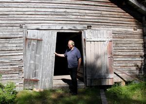 Lars-Arne Eriksson förklarar att man kommer att påbörja arbetet redan till sommaren.