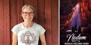 Den 31 juli släpps del två av Marija Fischer Odéns fantasytrilogi. Foto: Caspian Fischer Odén.