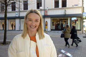 Moa Orsén, 32, it-konsult, Sundsvall: