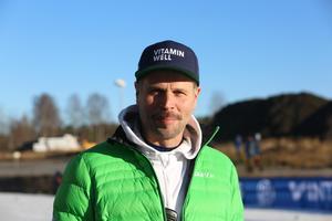 Ante Andersson, Ordförande för Jämtland Härjedalens skidförbund
