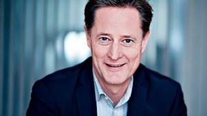 Erik Brandsma, ny vd för Jämtkraft.Foto från Jämtkrafts pressmeddelande.