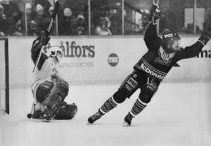 Eddy Eriksson. Foto: VIK Hockey