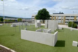 Mitthem satsade 2017 192 miljoner kronor på underhåll och renoveringar. Pengarna räckte bland annat till en parkourpark i Skönsberg.