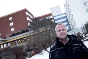 Fredrik Forselius, verksamhetschef för ambulanssjukvården i Dalarna.