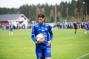 Joakim Larsson och hans lagkamrater kommer få inleda hemmaspelet i Norberg istället för Fagersta.