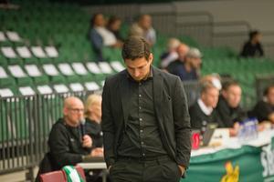 Telges coach Viktor Bengtsson var ruggigt besviken efter förlusten mot Luleå.
