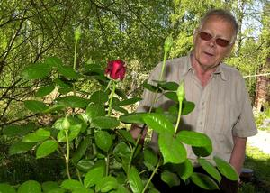 Han flyttade till Öland 2006 men innan dess bodde hand i Kovland, Sundsvall. Bild: Eleonor Bölenius.