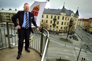 Lars Östring, före detta länsråd på Länsstyrelsen i Örebro län. Foto: NA arkiv/Per Knutsson