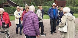 SPF Husbys premiärtur gällande veteranresor gick till Staberg utanför Falun.