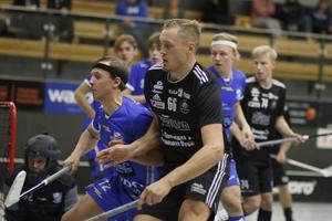 Elias Cederfeldt gjorde tre mål mot IFK Arboga.