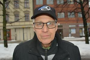 Kjell Ehn, 72, pensionär, Sundsvall.