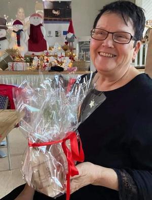 Birgitta Froms Andersson är kursansvarig för Friskvården och en mycket inspirerande ledare.  Foto: Anita Holm