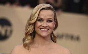 Skådespelaren Reese Witherspoon är en av initiativtagarna bakom Time's up.Arkivbild: Jordan Strauss/AP/TT