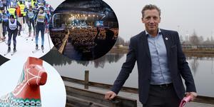 Jonas Rosén ska som vd för Visit Dalarna försöka utveckla besöksnäringen i länet.