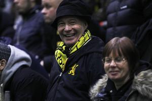 Elfsborgs supportrar var på plats .